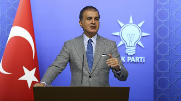 Ömer Çelik'ten Kaz Dağları ve erken seçim açıklaması