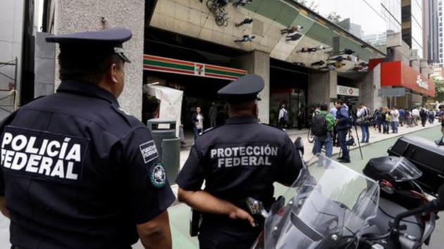 La Casa de Papel Meksika'da gerçek oldu