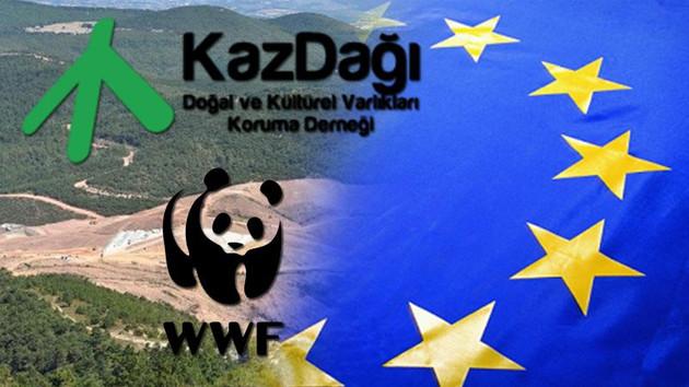 Vatan Partisi: Kaz Dağları için mücadele edenler AB'den para alıyor