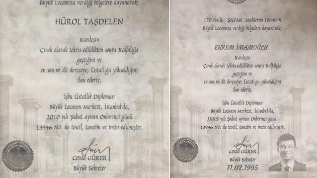 Hürol Taşdelen: İmamoğlu için hazırlanan sahte diploma benim