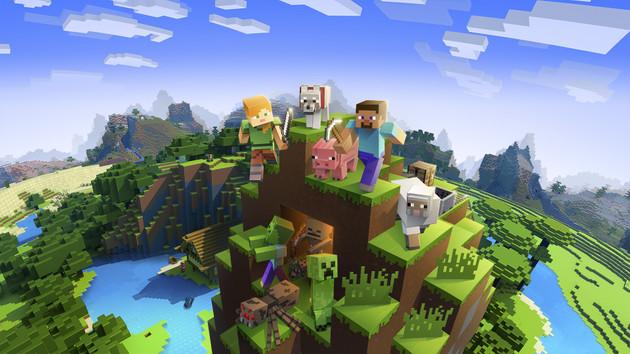 Minecraft Fortnite'ı geçip yeniden en çok oynanan video oyunu oldu