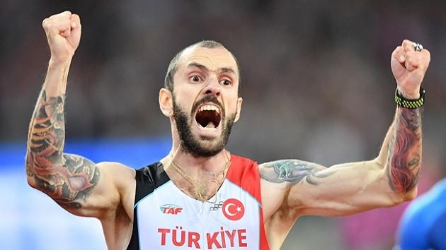 Dünya Atletizm Şampiyonası TRT Spor 2'de