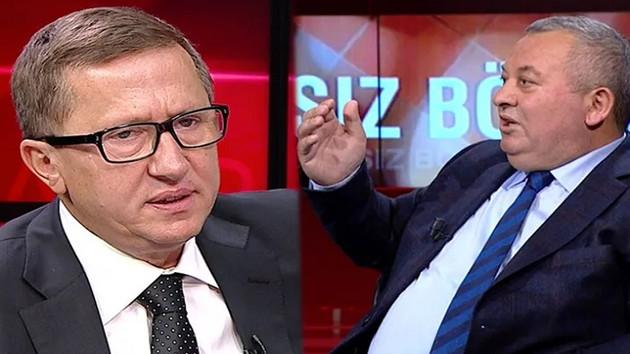 MHP'li Enginyurt'tan İYİ Partili Türkkan'a sert sözler! Kadın peşinde dolaşan sefil...
