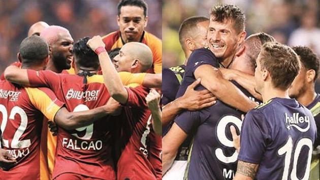 Galatasaray Fenerbahçe derbisini 113 ülke izleyecek