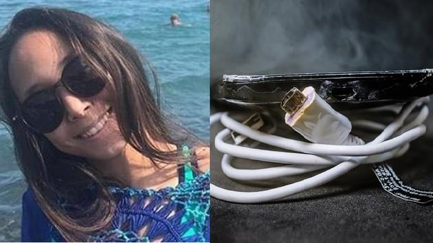 Cep telefonu 14 yaşındaki genç kızı öldürdü!