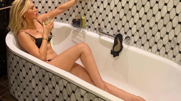 Ciciş Ceyda Ersoy bacaklarını photoshopla inceltti