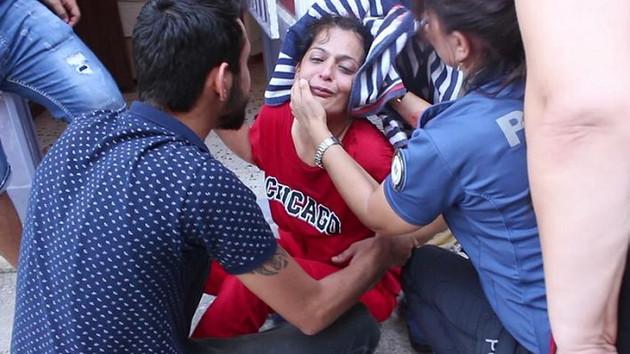 Erkek arkadaşı tarafından başından yaralanan kadın: Beni öldürecek