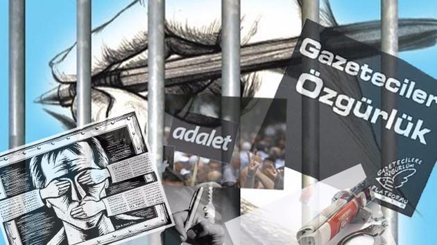 Utku Çakırözer: Bakanlık tutuklu gazeteci yok diyemedi