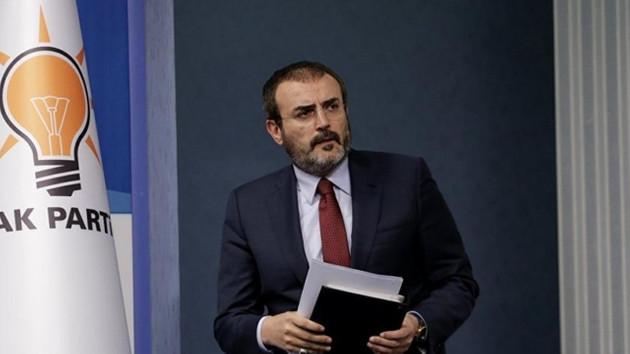 AK Parti'li Ünal'dan İmamoğlu'na: Cumhurbaşkanı gibi konuşuyor