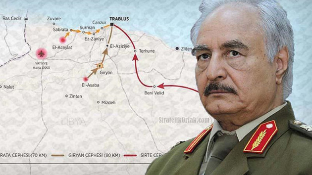 Hafter kazanırsa Türkiye Libya anlaşması iptal olur mu?