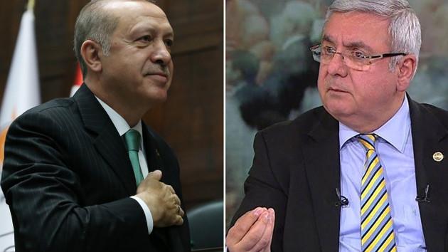 AKP'li yazar: Reisçi geçinenler Reis'i dinlemiyor