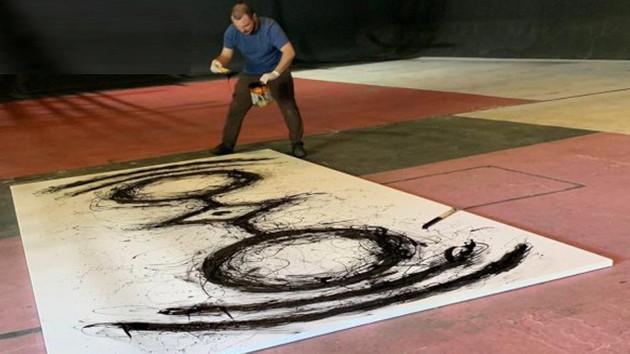 Atiye'nin ressamı Mehmetcan Yaman: Beren Saat'e ressamlık dersi verdim