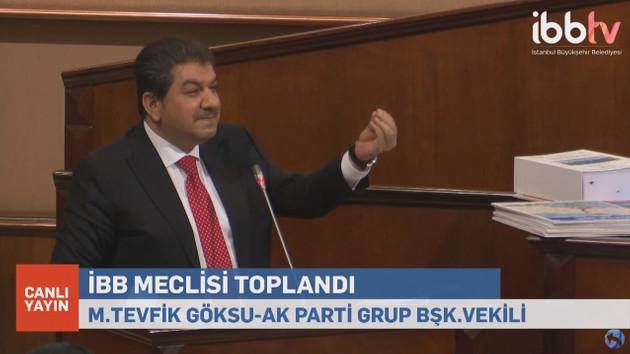 İBB Meclisi İmamoğlu olmadan toplandı: Sinirler gerildi