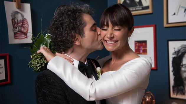 Sıla ve Hazer Amani nikahından ilk video ve fotoğraflar