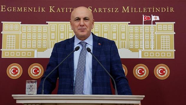 İYİ Partili Ok'dan TMO Genel Müdürüne zeytinyağı tepkisi