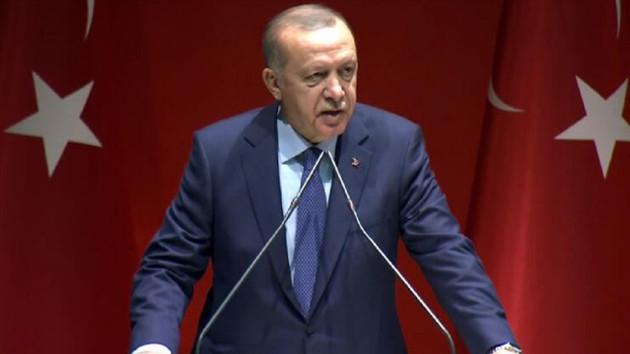 Erdoğan'dan AK Parti'ye katılan belediye başkanları hakkında açıklama