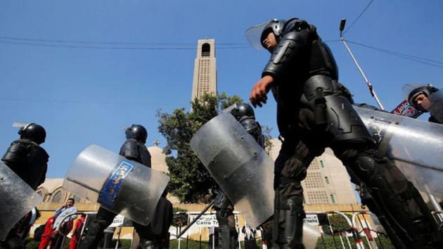 Mısır'da AA ofisine baskın: 4 çalışan gözaltında