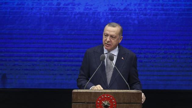 Erdoğan: İkinci yargı paketinin hazırlıklarını tamamladık