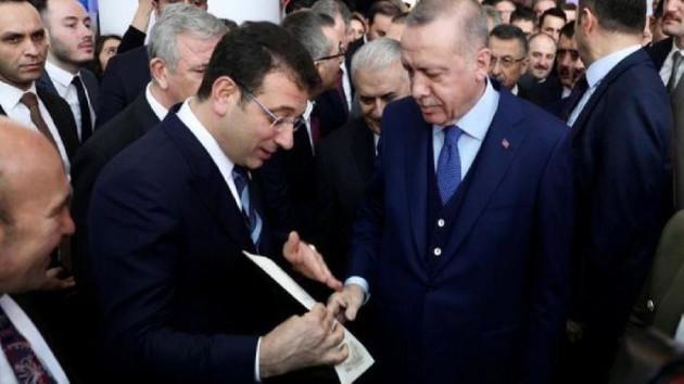 İmamoğlu'nun Erdoğan'a verdiği 4 sayfalık mektupta ne var?