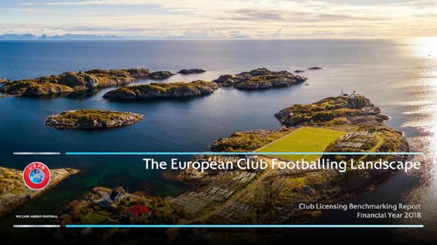 UEFA 2018 finans raporu: En çok borcu olan Türk takımı Fenerbahçe