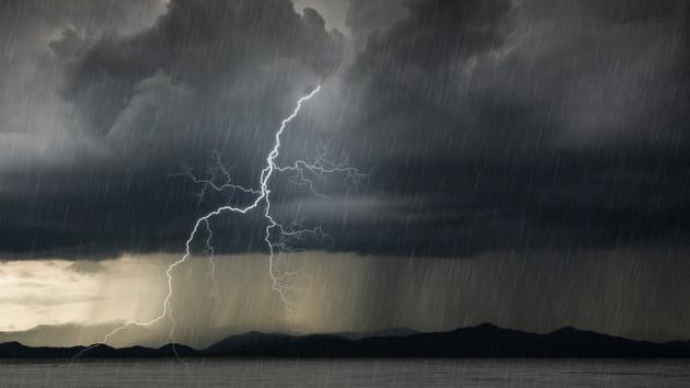 Meteoroloji'den yağmur ve şiddetli rüzgar uyarısı