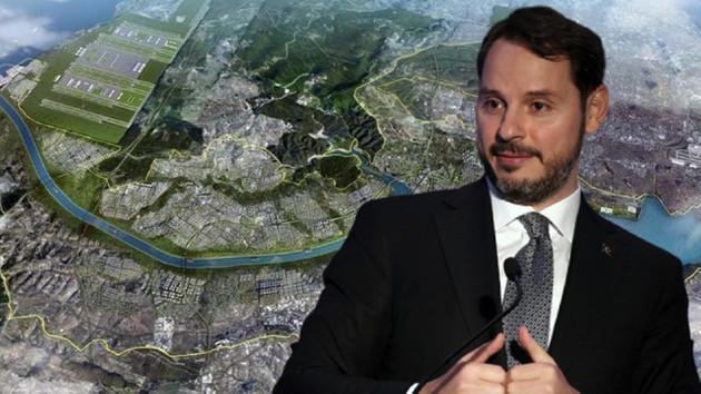 Cumhuriyet: Bakan Berat Albayrak'ın Kanal İstanbul güzergâhında arazisi var