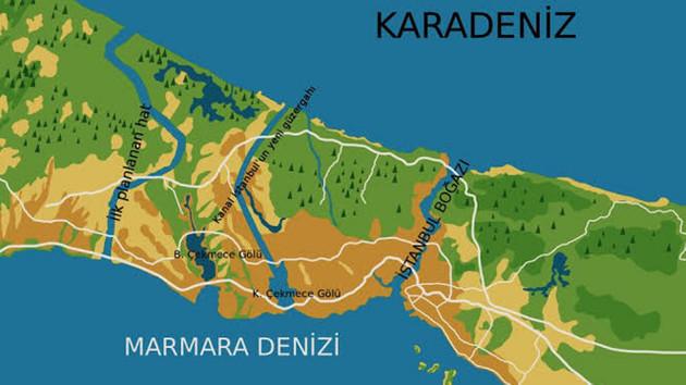 ABD'li finans şirketi Kanal İstanbul'a talip oldu: Politik ve çevresel boyutları ile ilgilenmiyoruz