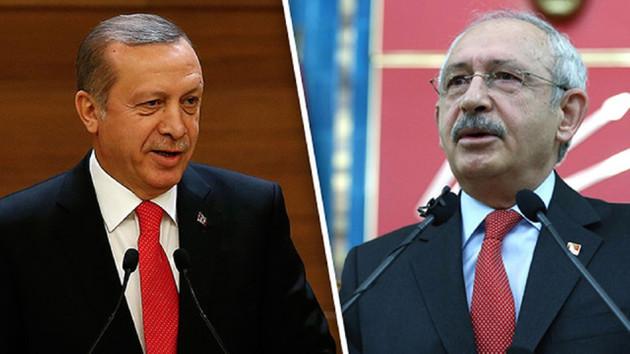 Erdoğan: FETÖ'nün siyasi ayağı ya CHP, ya İP