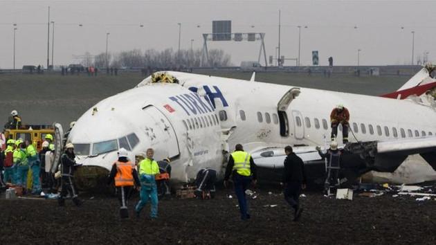 NYT: Kaza yapan THY uçağındaki Boeing hataları ABD baskısıyla hasıraltı edildi