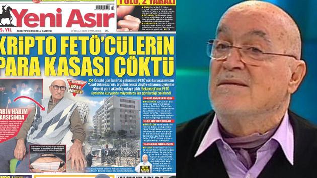 Sabah yazarı Hıncal Uluç: AKP eğilimli Yeni Asır o haberi niye vermedi?