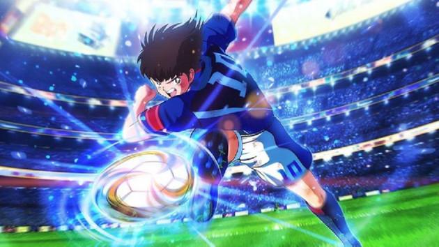 Kaptan Tsubasa geri dönüyor: Oyundan ilk fragman yayınlandı