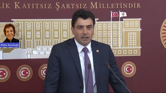CHP'li Emre: AKP FETÖ'nün siyasi ayağı meselesiyle yüzleşmek zorunda