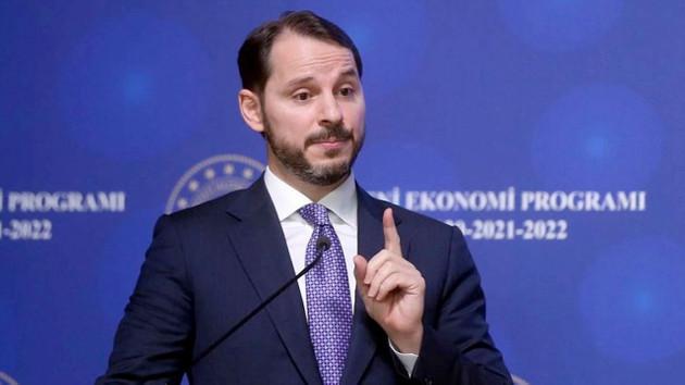Albayrak: Türkiye Merkez Bankası, Fed kadar bağımsızdır