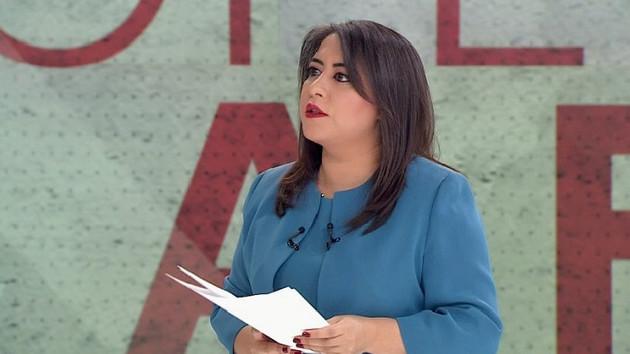 A Para Genel Yayın Yönetmeni Özlem Doğaner'in kolu kırıldı