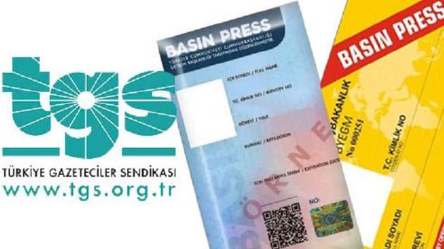 Yüzlerce gazetecinin kartı neden iptal edildi?
