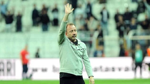 Beşiktaş'ta teknik direktörlüğe Sergen Yalçın getirildi