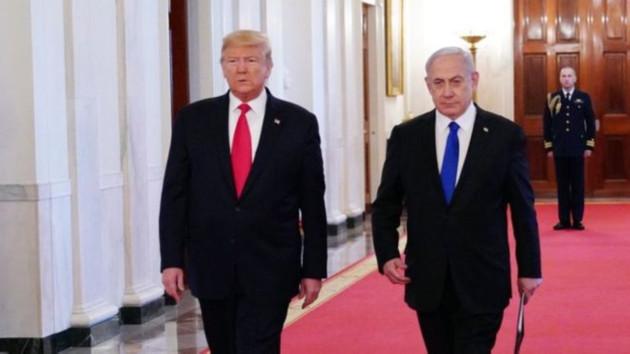 Trump'ın Orta Doğu planı: Kudüs bölünmemiş bir şekilde İsrail'in olacak