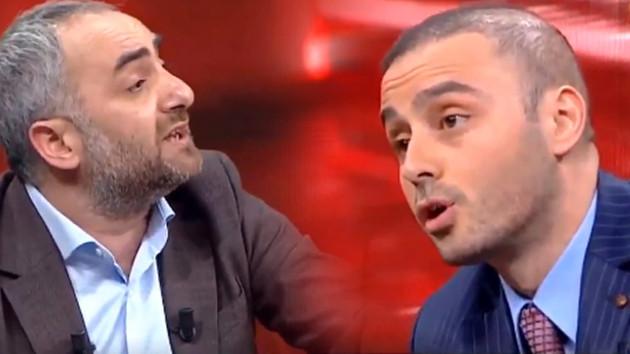 İsmail Saymaz'dan Selman Öğüt'e sert tepki: Kadrolu provokatör