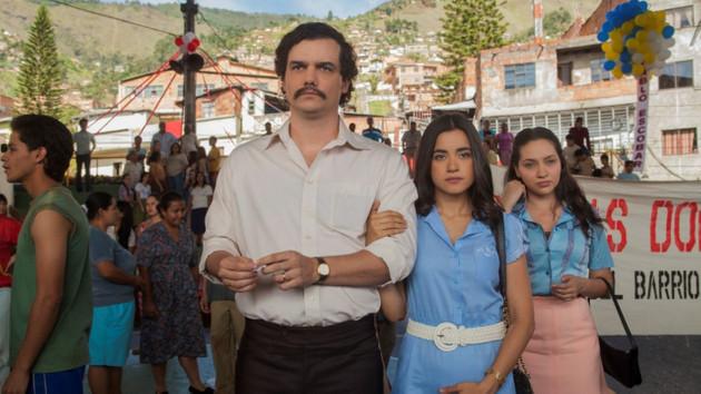 Narcos dizisi Tv'de ilk kez bugün yayınlanıyor