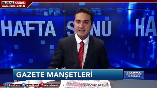 Aydınlık Genel Yayın Yönetmenini protesto etti Ulusal Kanal'dan istifa etti