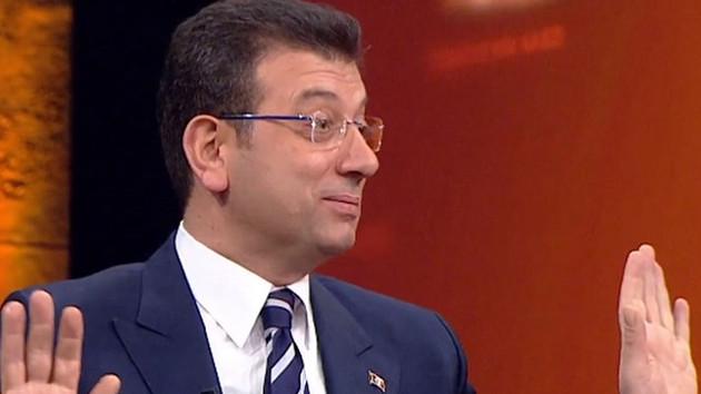 Habertürk canlı yayınında İmamoğlu'nu kızdıran telefon