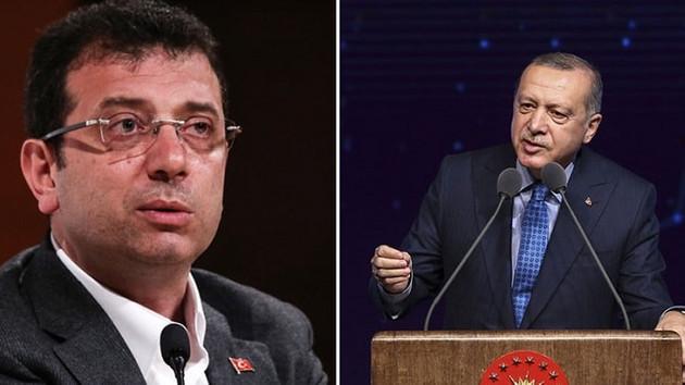 CHP'nin anketi: Cumhurbaşkanlığı seçiminde Erdoğan'ı tek geçen isim İmamoğlu