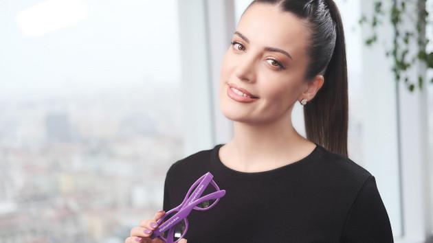 İrem Sak'tan Epilepsi kampanyasına anlamlı destek