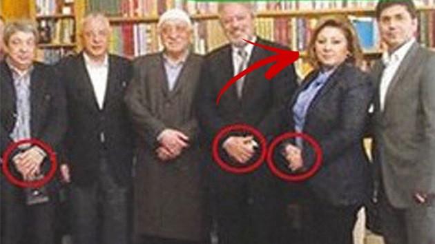 Şebnem Bursalı'nın Fetullah Gülen ziyareti yeniden gündem oldu