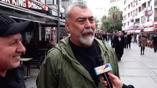 İhsan Oktay Anar sokak röportajında: İnanmayı değil bilmeyi tercih ederim