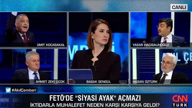 CHP'de CNN Türk boykotu ilk günden delindi