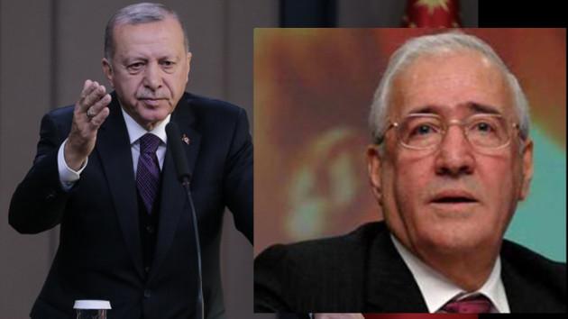 Erdoğan o toplantıda Şener Eruygur'a kes ulan demiş