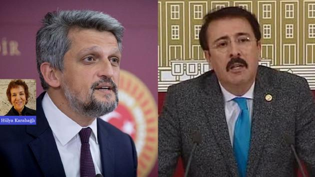 HDP'li Paylan: İnsanlar intihar ediyorlar! AKP'li Aydemir: Yok böyle bir şey!