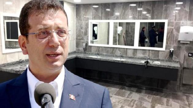 İBB Esenler Otogarında tuvalet ücretlerinde indirim yaptı