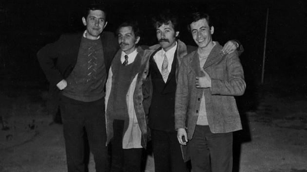 Galatasaray Başkanı Mustafa Cengiz'in Devrimci Gençlik fotoğrafı